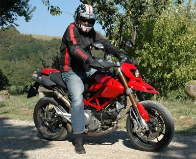 Ducati Hypermotard: Elle roule !