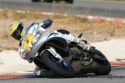 Dark Dog Moto Tour 2008 : Bouan s'envole à Alès