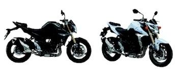 Suzuki GSR 750: l'ABS pour 2012