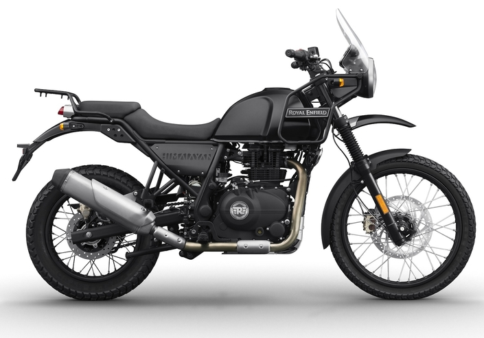Royal Enfield: l'Himalayan arrive en France
