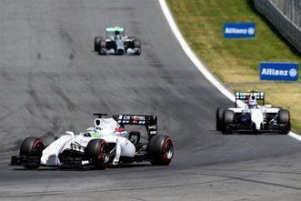 F1 - GP d'Autriche : doublé Mercedes, Rosberg creuse l'écart