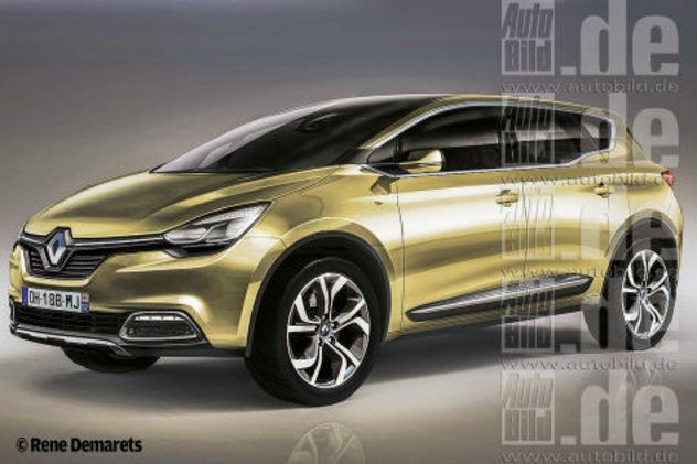 Futur Renault Espace : comme ça ?
