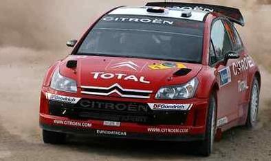 WRC: Mexique: D.1: Loeb fait mordre la poussière