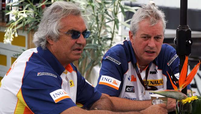 La FIA, Flavio Briatore et Pat Symonds s'arrangent à l'amiable !