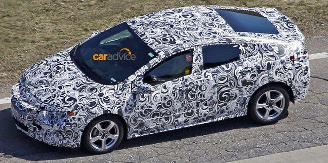 Chevrolet continue à croire en la Volt