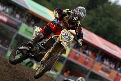 Motocross : GP de Lommel ; MX 1, Desalle et Ramon pouvaient faire mieux