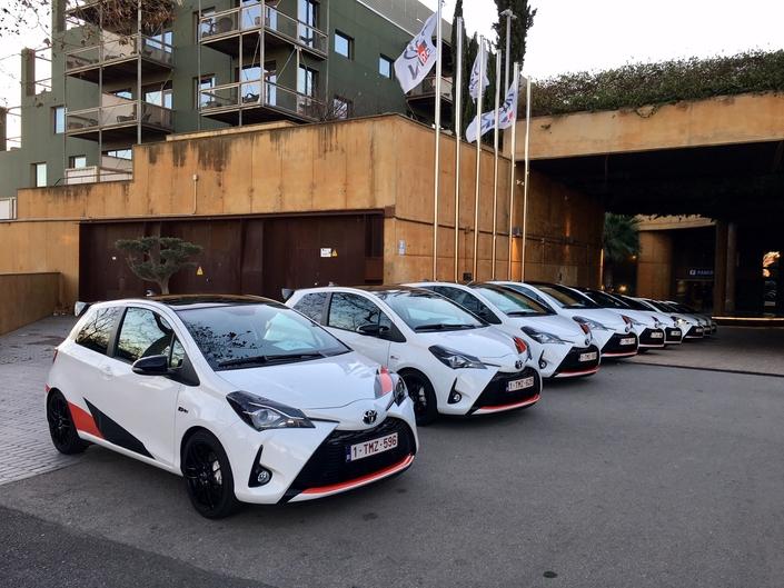 Toyota Yaris GRMN - Les premières images de l'essai en live + Premières impressions