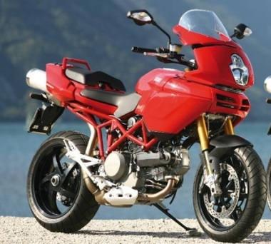 Multistrada 1100: Ducati passe le litre