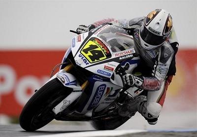 Moto GP - Australie: Randy préférerait le sec