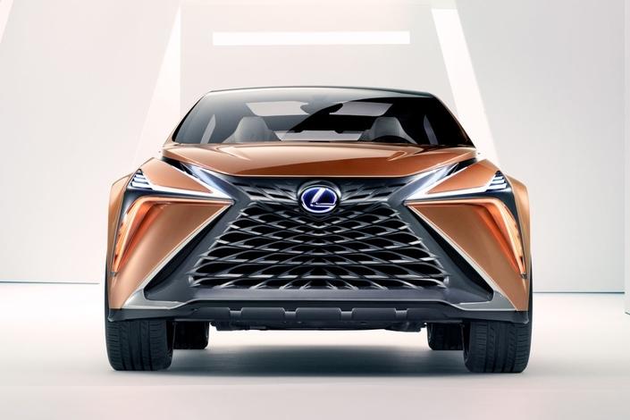 Salon de Detroit 2018 : Lexus lève le voile sur le concept LF-1 Limitless