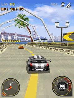 RaceDriver GRID dans ton téléphone !