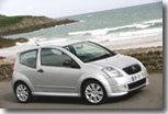 Citroën C2 VTS contre Volkswagen Lupo GTI : Trois lettres de vitesse