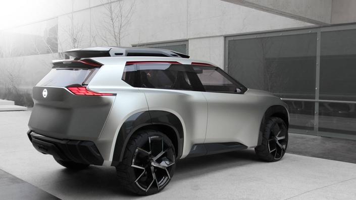 Salon de Detroit 2018 : Nissan dévoile le Xmotion Concept