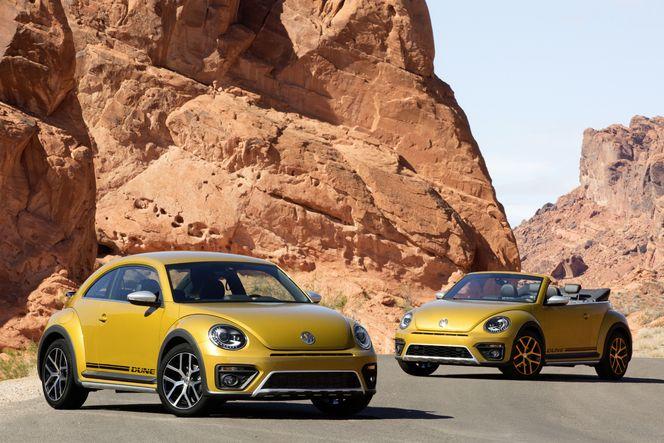 Volkswagen officialise la Beetle Dune