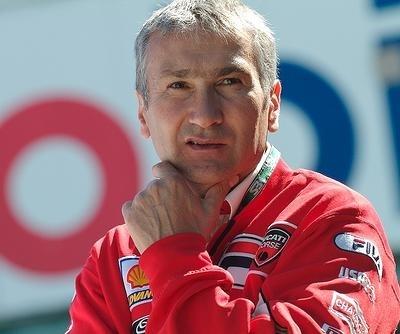 Superbike - Ducati: Davide Tardozzi ne veut pas de la retraite
