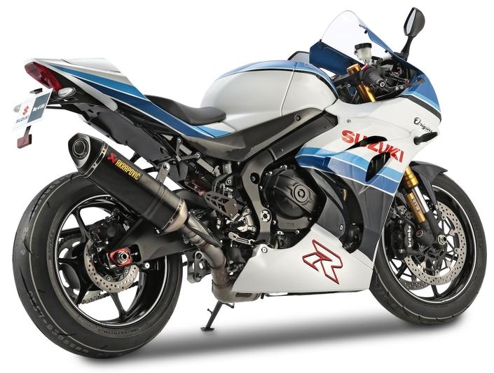 Suzuki GSX-R 1000R Origins: uniquement 33 exemplaires