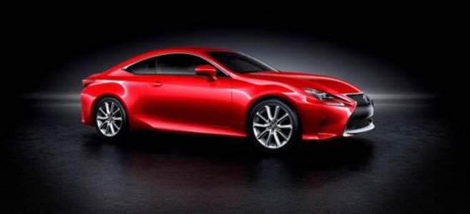 Lexus dévoile les tarifs des RC et GS F