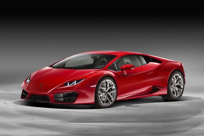 Salon de Los Angeles - Lamborghini : l'Huracan en propulsion avec la nouvelle LP 580-2