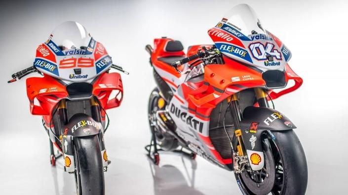 MotoGP - Présentation Ducati: de grosses attentes pour 2018