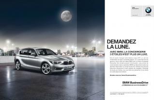 Publicité: quand BMW et VAG nous sortent les vieilles lunes
