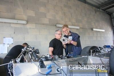 Coupes Moto Légende 2014: des motos et des hommes.