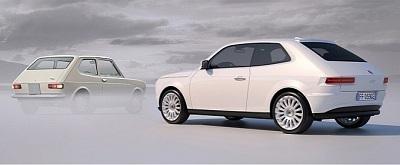 Concept: et si on ressuscitait la Fiat 127 ?