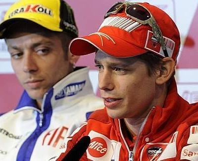 Moto GP - Valence D.2: Rossi s'attend même à perdre le podium