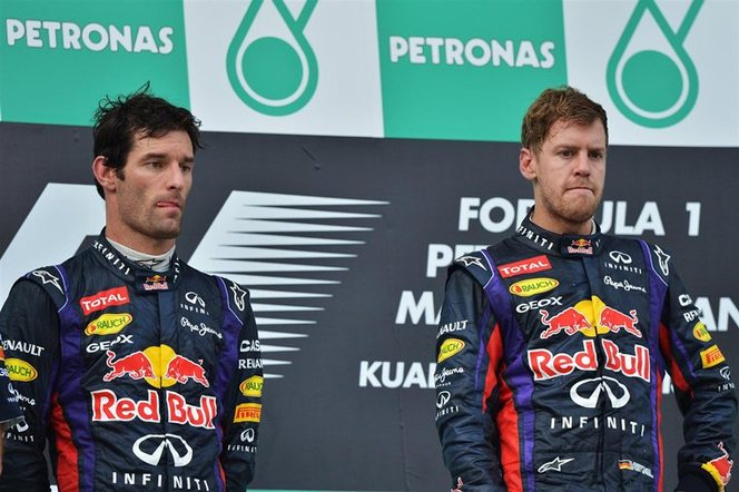 F1 Malaisie : Vettel gagne à la Pironi