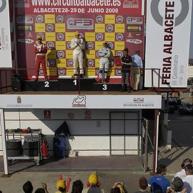 Formule 3 - Panciatici: Bonne pêche à Albacete