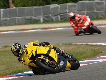 Moto GP: Australie: Qualif: La première pole 2006 d'Hayden