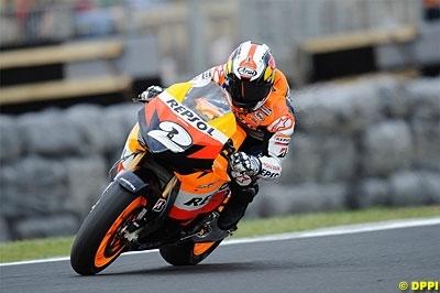 Moto GP - Australie: Et si Pedrosa profitait de tout cela ?