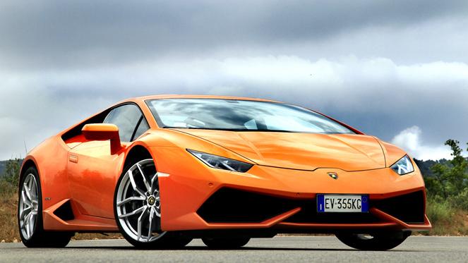Essai vidéo - Lamborghini Huracán LP610-4 : même processeur, nouvelle interface