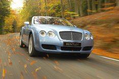 Bentley Continental GTC : le cabriolet 4 places le plus rapide du monde