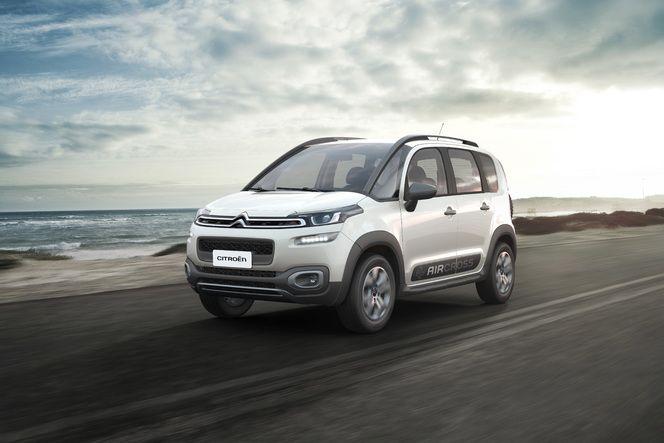 Citroën dévoile un inédit C3 Aircross pour l'Amérique du Sud