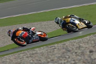 Moto GP Australie: Marco sort la tête de l'eau