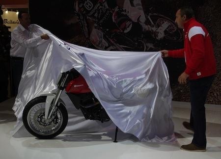 Salon de Milan 2011, en direct: Husqvarna réinvente le Scrambler avec son Moab