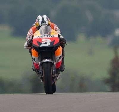 Moto GP - Valence D.3: Pedrosa a apprécié le cadeau