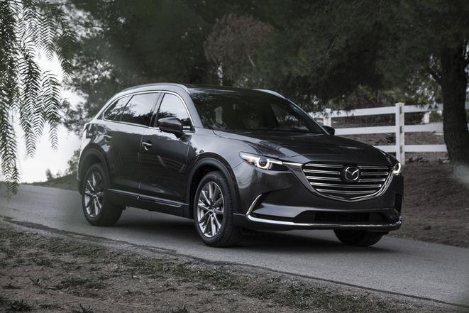 Salon de Los Angeles - Mazda : le CX-9 officialisé avec un nouveau moteur turbo