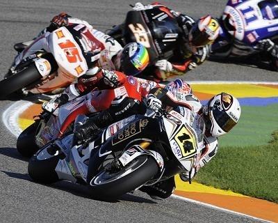 Moto GP - Valence: Randy aurait souhaité un autre épilogue