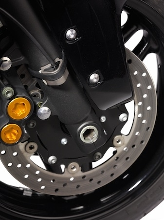 Tecno Globe sera en charge de l'installation de l'airbag Dainese