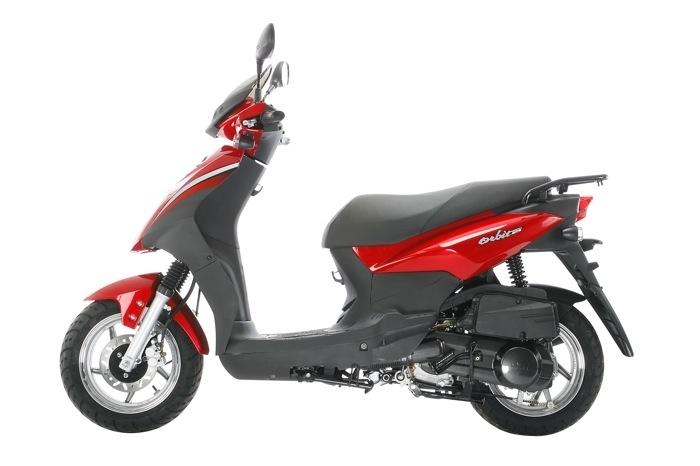 Sym : Campagne de rappel sur certains scooters
