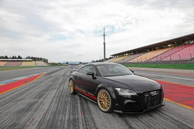 HPerformance met 750 chevaux dans l'ancienne Audi TT RS