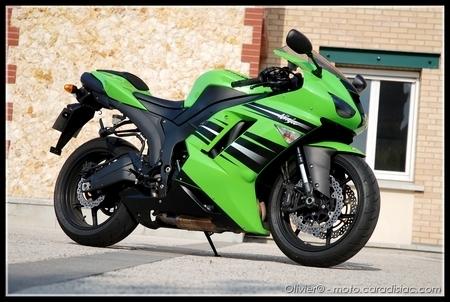 Essai - Kawasaki ZX-6R 2008 : La fine lame du ninja