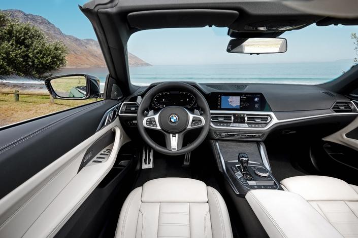 BMW: après le M4, voici le nouveau cabriolet Série 4