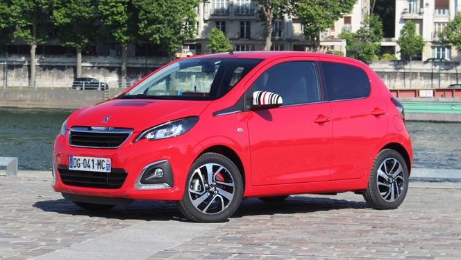 Peugeot est ambitieux et vise 7 % de part de marché en Europe avec la 108