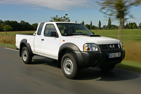 Nissan NP300: Le pick-up de retour