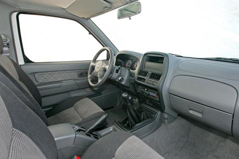 Nissan NP300: Le pick-up de retour