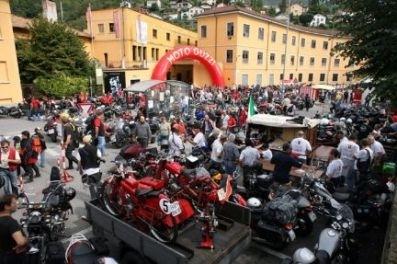 Les journées Mondial Moto Guzzi : une réussite.