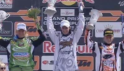 WMX - Loket : victoire de manche et de Grand-Prix pour Livia Lancelot
