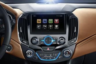 Chevrolet dévoile l'habitacle de la future Cruze